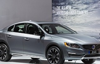 Volvo yeni Crossover serisiyle pazarı ele geçirmek...