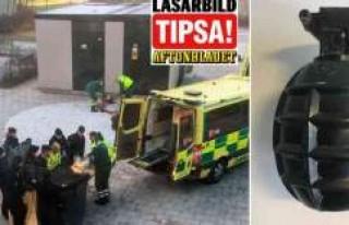 Vårby Gård'da bir kişinin ölümüne neden...