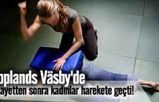 Väsby cinayetinden sonra kadınlar dövüş sporlarına...