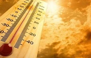 Yarın Türkiye'de sıcaklık rekoru bekleniyor