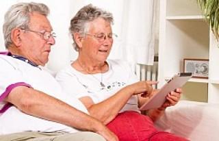 Yaşlı Türkler Sosyal Medyada çok aktif
