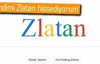 Zlatan İbrahimovic, Google'a Rakip Oldu!