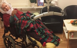 İsveç'ten doktorların uçuş izni vermediği felçli hasta sınır dışı