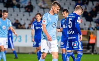 Malmö'den Beşiktaş Maçı Öncesi  Puan Kaybı