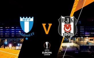 Malmö maçında Beşiktaş forması ve  atkısı yasak!