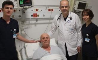 İsveç'te doktorların çaresiz kaldığı gurbetçi Konya'da sağlığına kavuştu