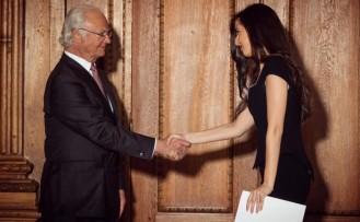 İsveç'te 'en kral ödülü' Türk öğrenci aldı