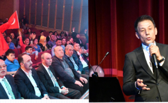Mustafa Yıldızdoğan Stockholm'de konser verdi