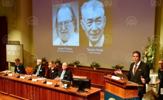 Nobel Tıp Ödülü kanser çalışmalarına gitti