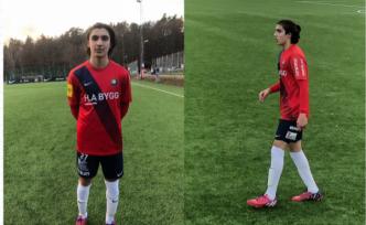 İsveç'ten Genç Futbolcu, Avrupa Yıldız Seçmelerine Çağrıldı