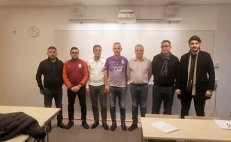 İsveç'te Galatasaray Derneği Başkanı Güven Tazeledi