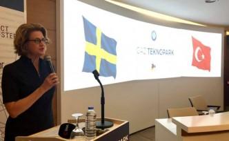 Gazi Üniversitesinde 'İsveç Teknoloji Günü' etkinliği