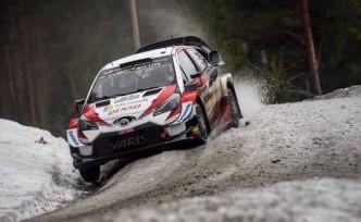 Toyota İsveç Rallisi'ni Kazanarak Şampiyonada Zirveye Çıktı