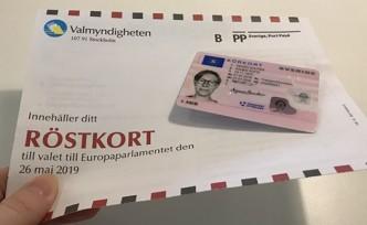İsveç'te AP seçimleri için oy verme işlemi başladı