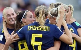 İsveç, FIFA Kadınlar Dünya Kupası'nda yarı finalde