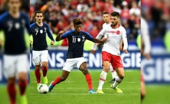 Türkiye Fransa'da EURO 2020 kapısını araladı