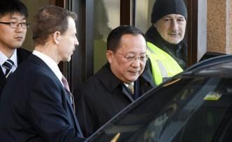 İsveç, Kuzey Kore Dışişleri Bakanı'nı ağırladı: 'İyi ve yapıcı görüşmeler yaptık'