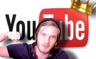 İsveçli YouTube yıldızı PewDiePie'den ''Irkçı'' yayın