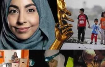 İsveç'te Müslüman hemşireye yılın kahramanı ödülü verilecek