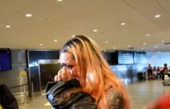 İsveçli aktivist gözyaşları içinde İsrail zulmünü anlattı
