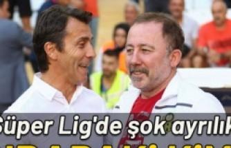 Süper Lig'e teknik direktör dayanmıyor! 11 Haftada kaç teknik adam değişti işte o liste