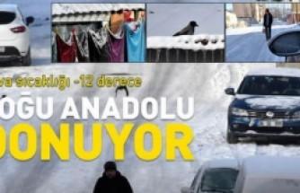Türkiye donuyor - İsveç'i geçti