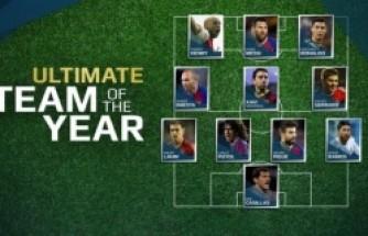 UEFA 21. yüzyılın en iyi 11'ini belirledi