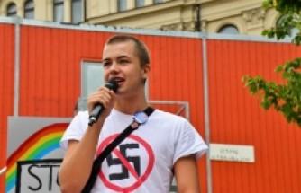 İsveç'te ırkçılık ve ayrımcılığa karşı gösteri