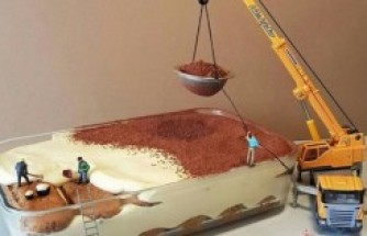 Böyle pastalar hiç görmediniz