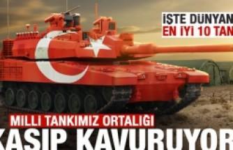 Dünyanın en iyi 10 tankı!