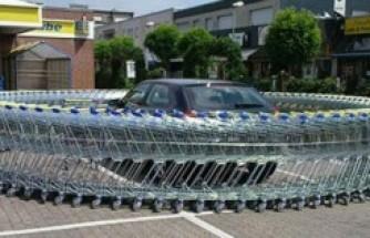 Aracını kötü park eden 9 sürücünün karşılaştığı efsane durumlar