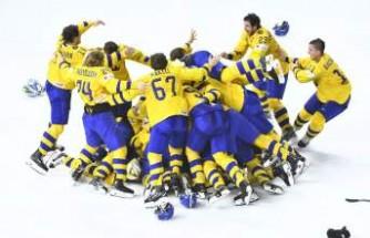 İsveç Dünya Şampiyonu Oldu