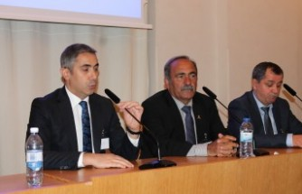 """İsveç'te """"Güney Azerbaycan Problemleri Ve Bağımsızlığa Giden Yol"""" Konferansı"""