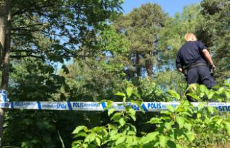 Rinkeby'de bir kişi ölü bulundu