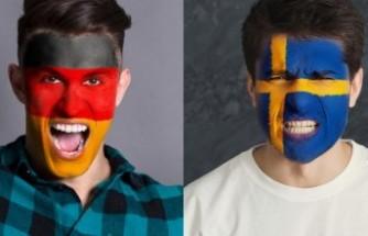 Almanya - İsveç / Dünya Kupası /107 yıllık rekabet