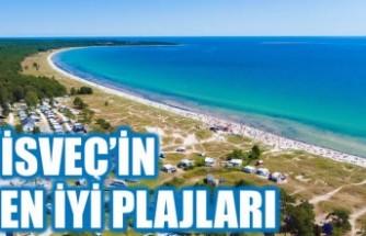 İsveç'in en iyi plajları belli oldu