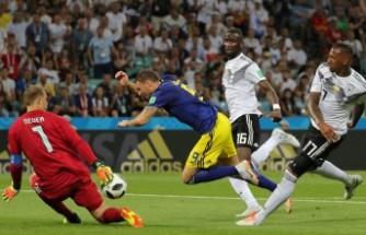 İsveç'in net penaltısı verilmedi