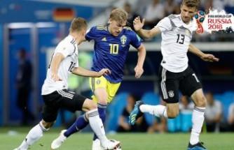 İsveç son dakikada yıkıldı