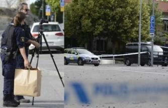İsveç'te olaylar arttı! Başkent Stockholm'de kurşunlama!