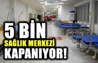 İsveç'te personel sıkıntısı, binlerce sağlık merkezi kapatıyor