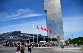 İsveç'te Türkler oy kullanmaya başladı