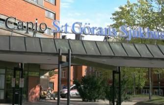 Capio S:t Görans Hastanesinde soğuk su şoku