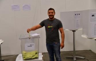 Yurt dışında kullanılan oylarda rekor