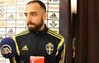 """""""Ibrahimovic olsaydı İsveç finale yükselebilirdi"""""""