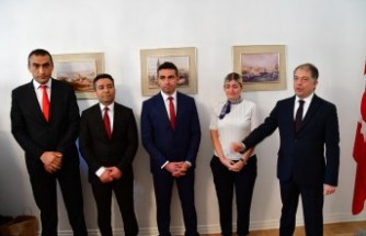Türkiye'nin Stockholm Büyükelçiliği'nden duygulu veda