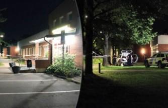 17 yaşındaki genç okul bahçesinde bıçaklanarak öldürüldü!