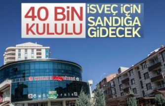 İsveç seçimleri için Konya'da sandık kurulacak