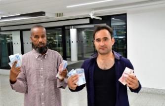 İsveç'te Türk parasına destek
