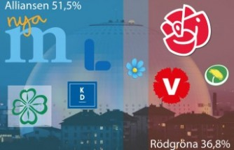 İsveç'te seçime katılma rekoru kırıldı
