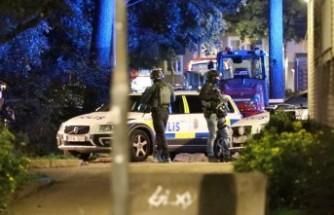 Stockholm'de 3 kişi vuruldu